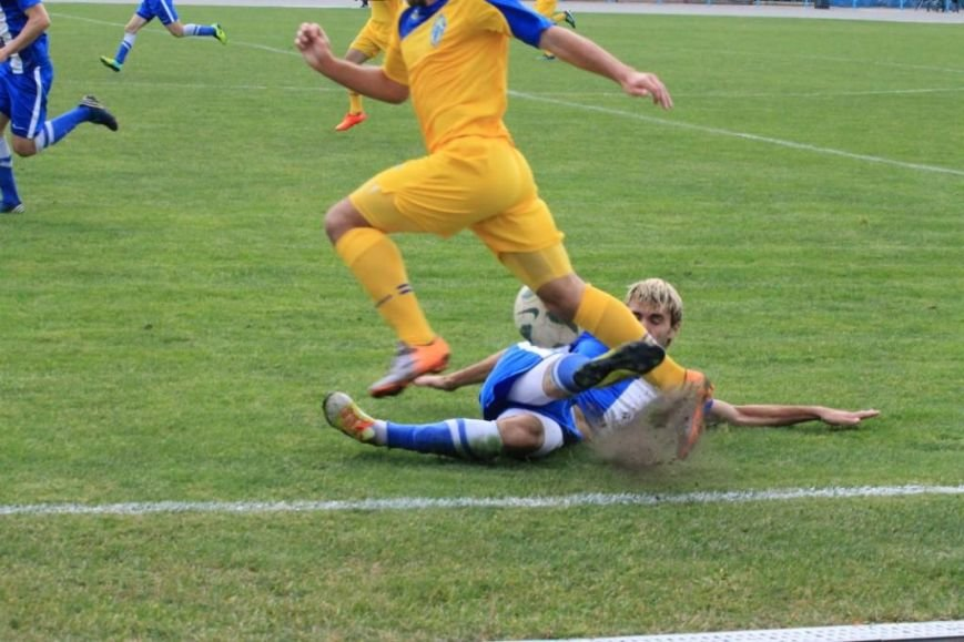 В Чернигове «Десна» и «Тернополь» голов не забивали, фото-10
