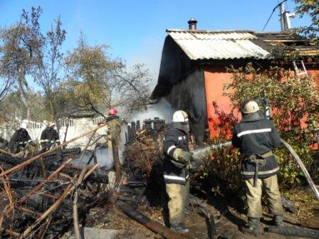 В Чернигове пожарные спасли от огня два жилых дома, фото-3