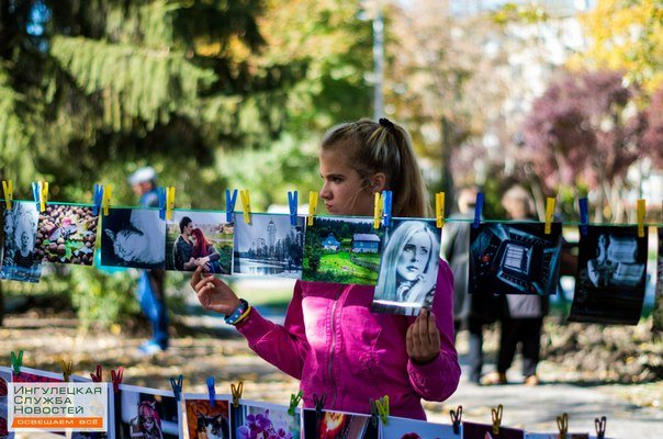 Криворожские фотографы представили свои работы на уличной выставке «Сушка»  (ФОТО), фото-3