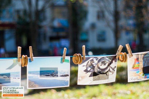 Криворожские фотографы представили свои работы на уличной выставке «Сушка»  (ФОТО), фото-2