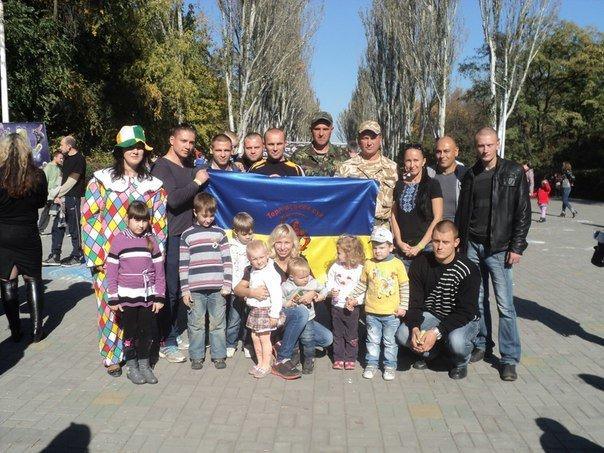 Криворожские бойцы Нацгвардии успели увидеть семью и поблагодарить волонтеров (ФОТО), фото-2