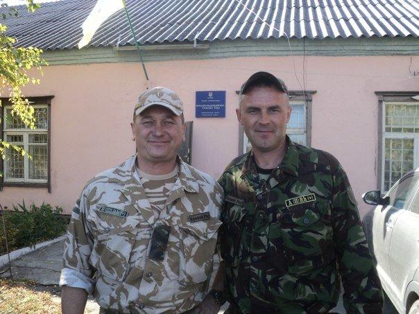 Криворожские бойцы Нацгвардии успели увидеть семью и поблагодарить волонтеров (ФОТО), фото-3