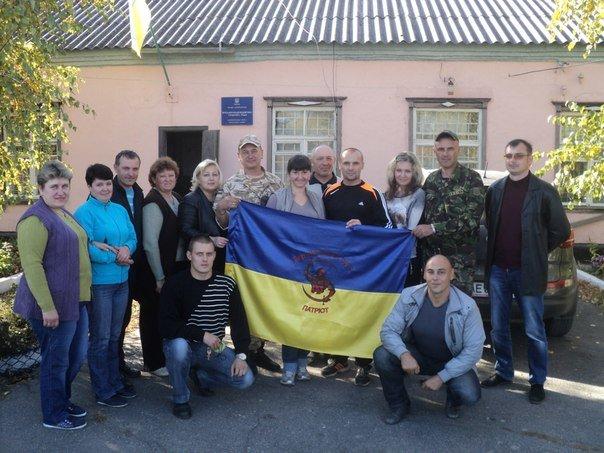 Криворожские бойцы Нацгвардии успели увидеть семью и поблагодарить волонтеров (ФОТО), фото-1