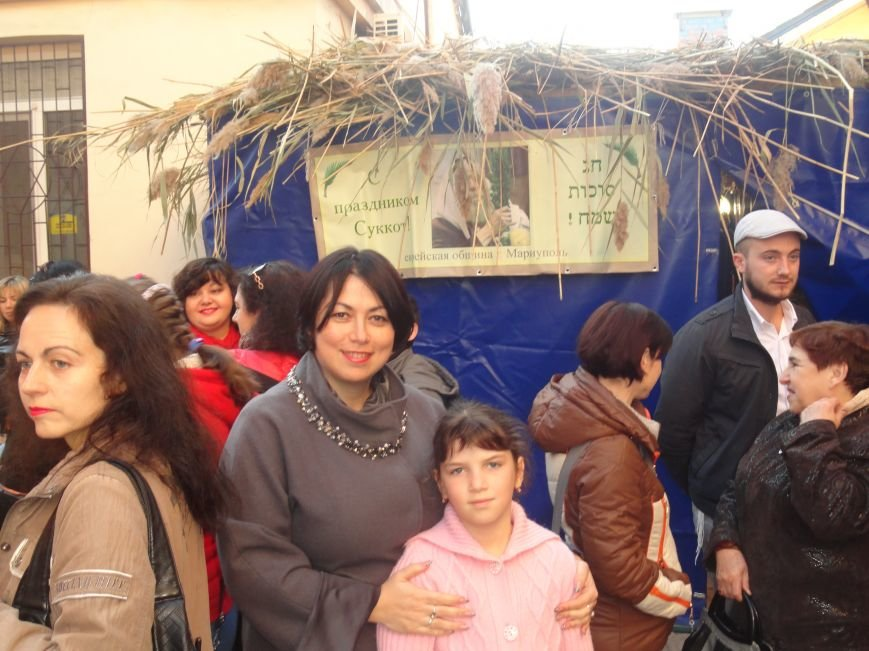 Еврейская община Мариуполя отметила праздник «Радости водочерпания» (ФОТОРЕПОРТАЖ), фото-14