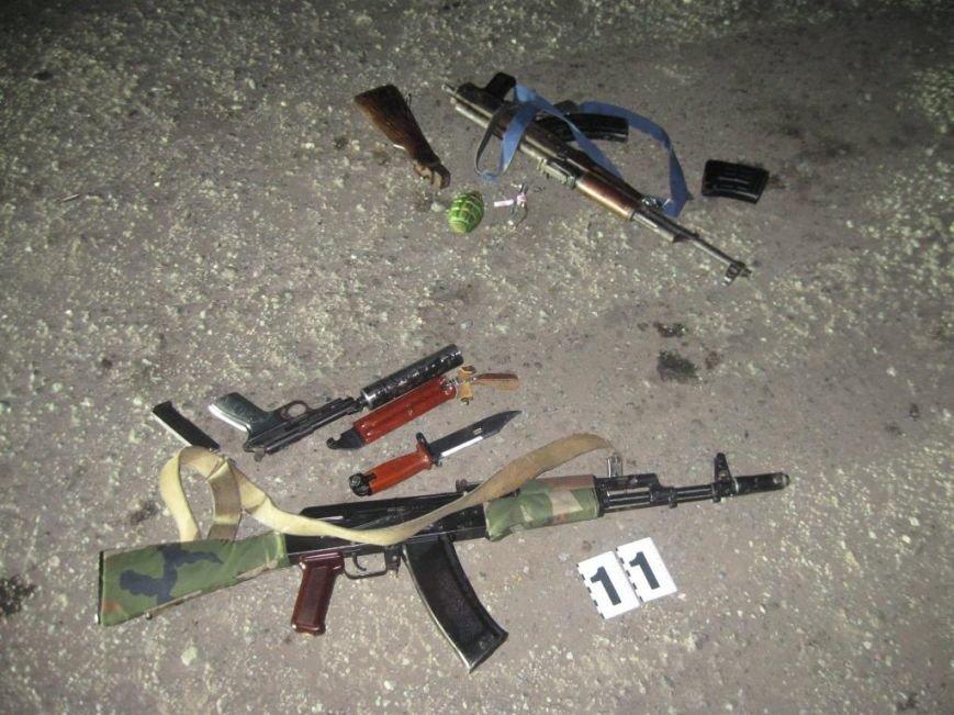 В Днепропетровской области задержана диверсионная группа, фото-9