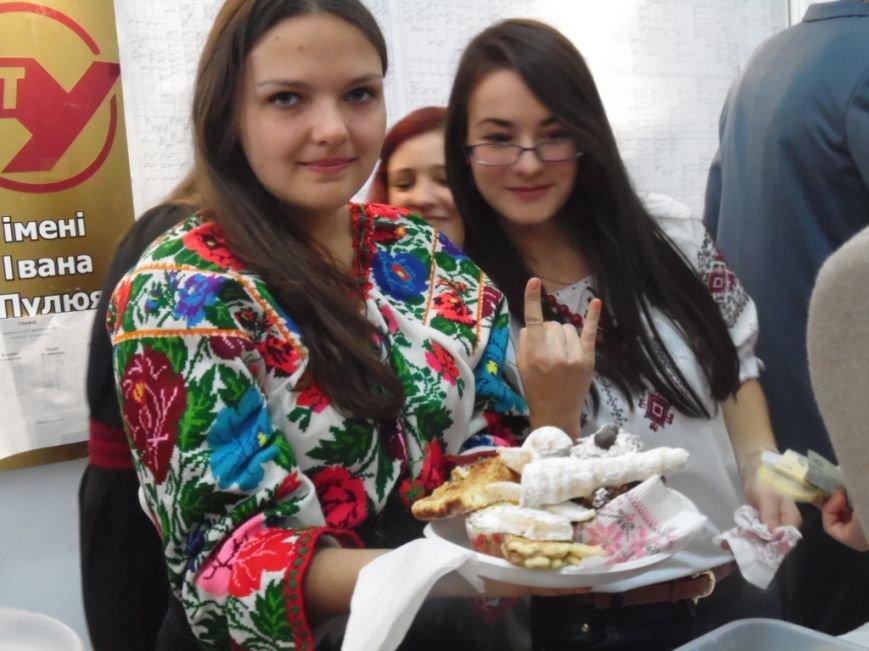 У Тернополі на благодійному ярмарку збирали кошти для пораненого в АТО 20-річного студента (фото), фото-2
