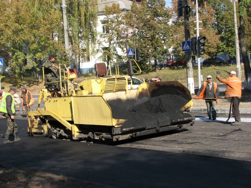 На улице Старобелоуской черниговским водителям станет просторнее, фото-2