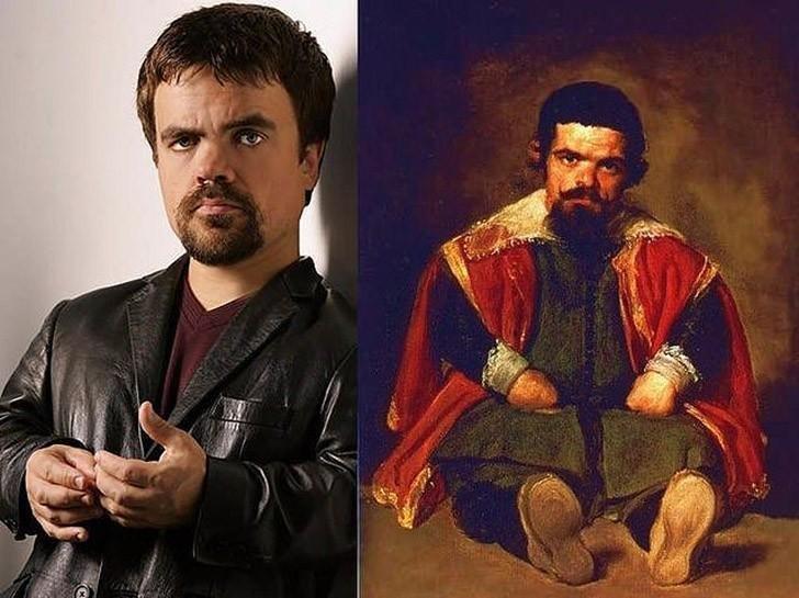 Поразительное сходство голливудских знаменитостей и их исторических двойников, фото-2