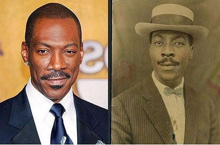 Поразительное сходство голливудских знаменитостей и их исторических двойников, фото-7