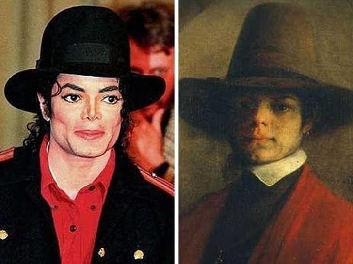 Поразительное сходство голливудских знаменитостей и их исторических двойников, фото-8