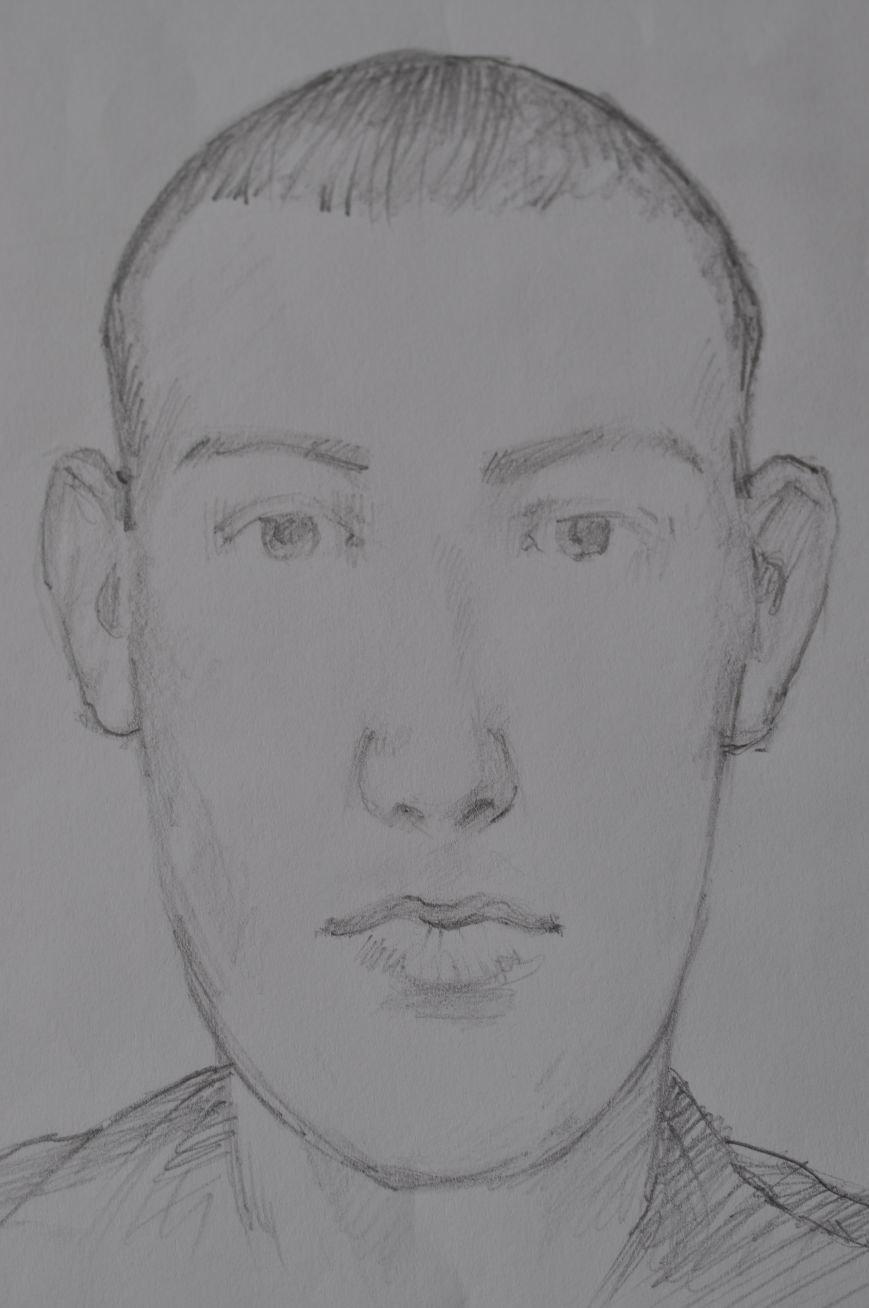 В Сумах разыскивается мужчина, ограбивший ж/д билетную кассу (ФОТОРОБОТ), фото-1