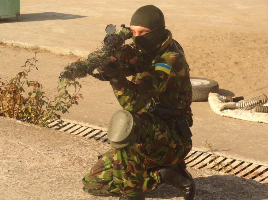 В мариупольском батальоне МВД «Святая Мария» отмечали Покров Божьей Матери (ФОТОРЕПОРТАЖ), фото-27