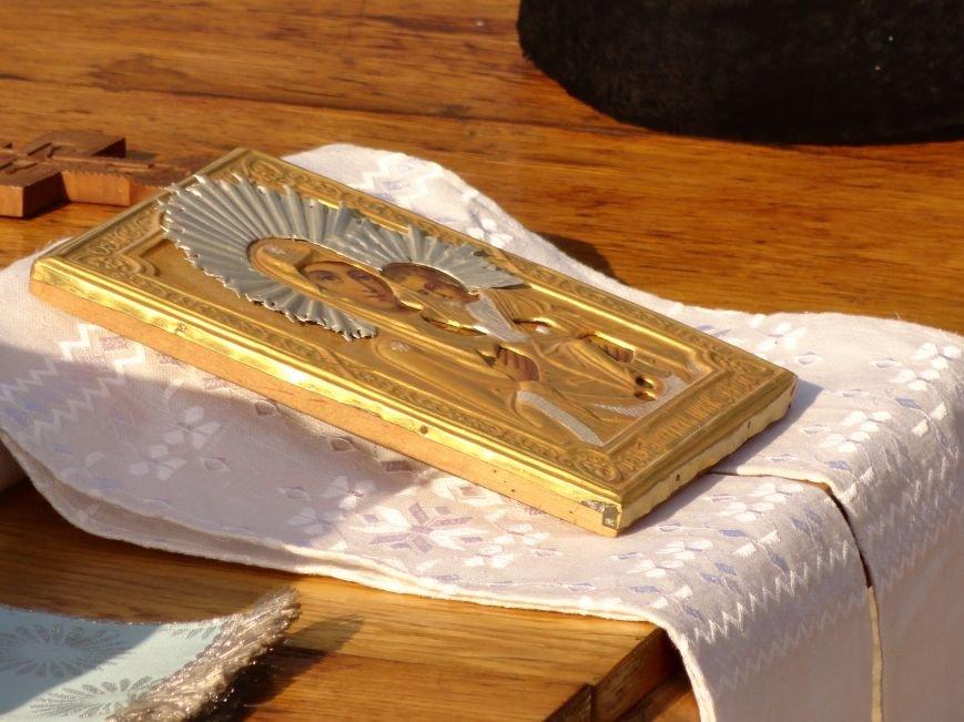В мариупольском батальоне МВД «Святая Мария» отмечали Покров Божьей Матери (ФОТОРЕПОРТАЖ), фото-17