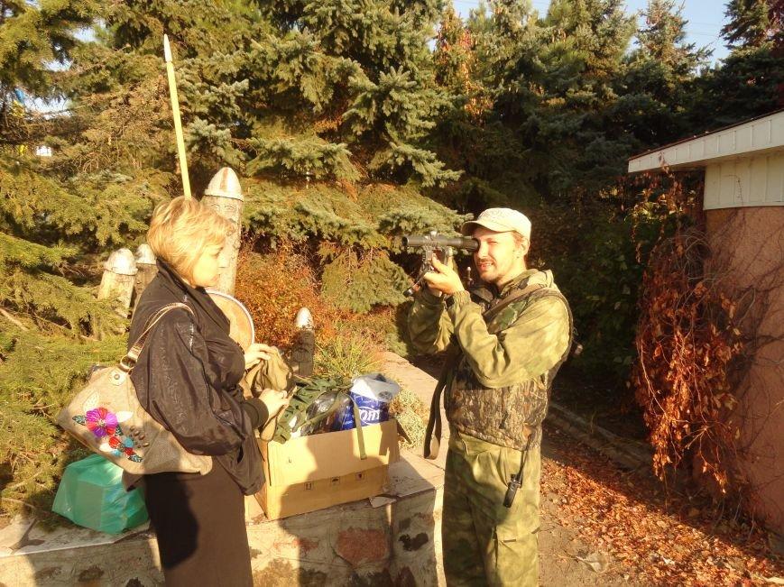В мариупольском батальоне МВД «Святая Мария» отмечали Покров Божьей Матери (ФОТОРЕПОРТАЖ), фото-1