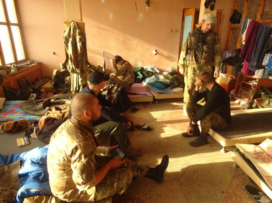 В мариупольском батальоне МВД «Святая Мария» отмечали Покров Божьей Матери (ФОТОРЕПОРТАЖ), фото-3