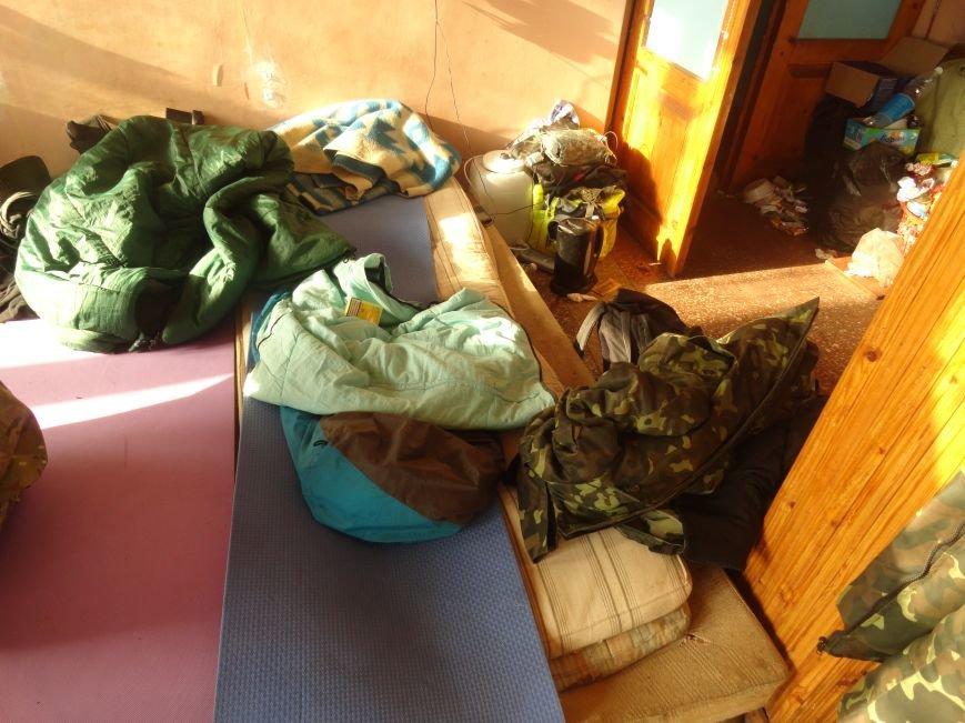 В мариупольском батальоне МВД «Святая Мария» отмечали Покров Божьей Матери (ФОТОРЕПОРТАЖ), фото-6