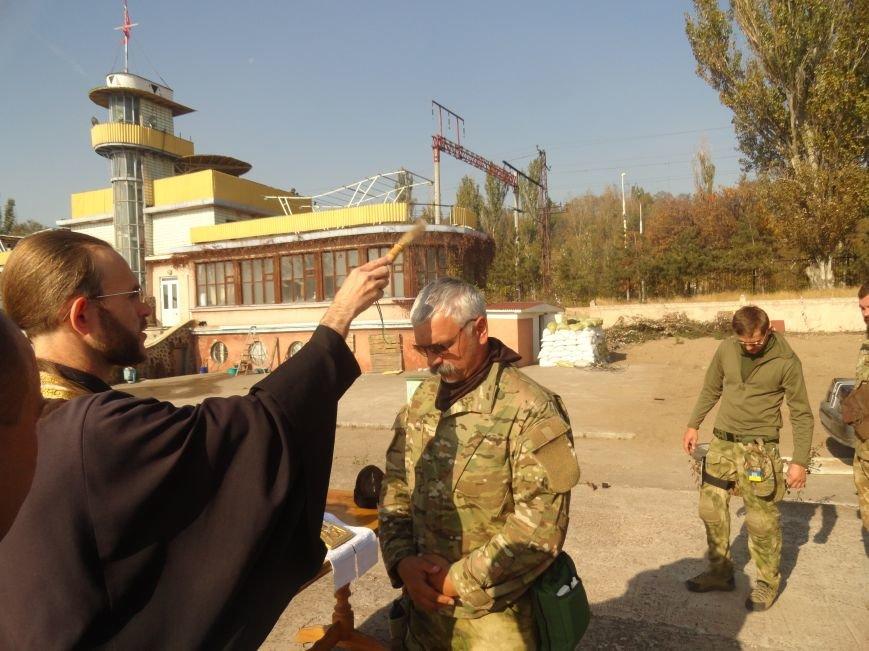 В мариупольском батальоне МВД «Святая Мария» отмечали Покров Божьей Матери (ФОТОРЕПОРТАЖ), фото-4