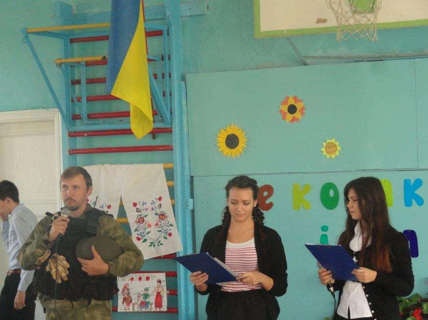 Военнослужащие батальона «Святая Мария» лепили украинские вареники с мариупольскими школьниками (ФОТОРЕПОРТАЖ), фото-10