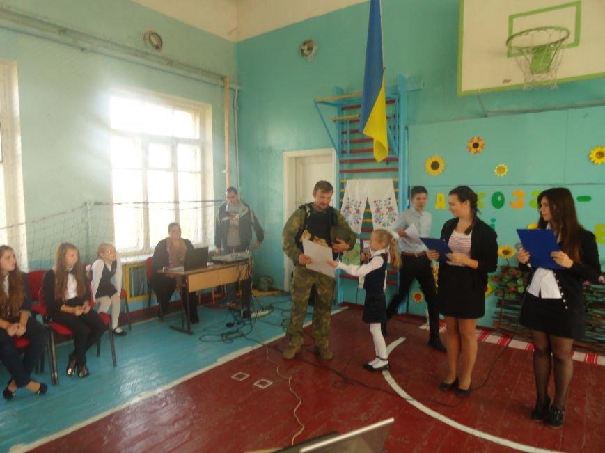 Военнослужащие батальона «Святая Мария» лепили украинские вареники с мариупольскими школьниками (ФОТОРЕПОРТАЖ), фото-12