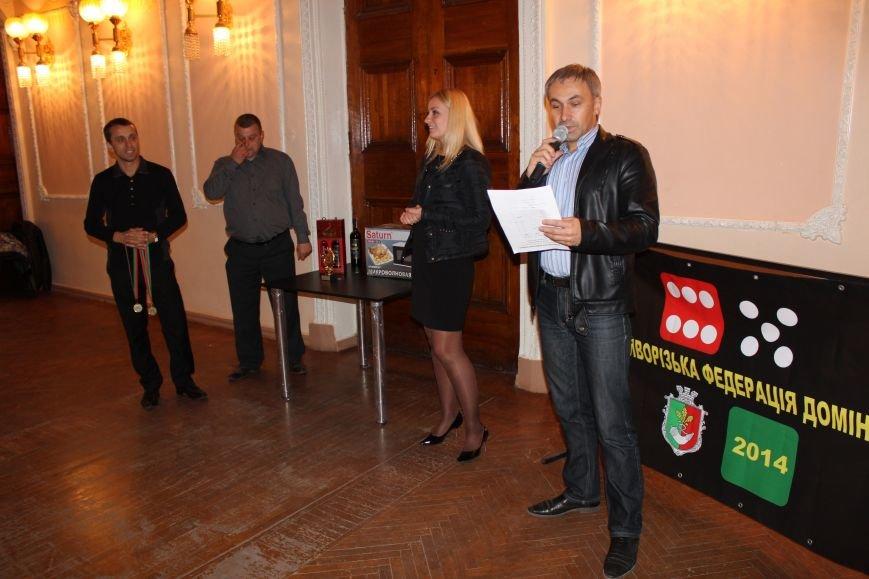 Кандидат в народные депутаты Катерина Шаповалова поздравила победителей турнира по парному домино (ФОТО), фото-2