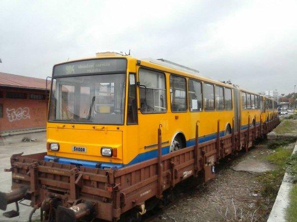 За тиждень-півтора у Тернополі з`являться ще дві чеські «гармошки» (фото), фото-2