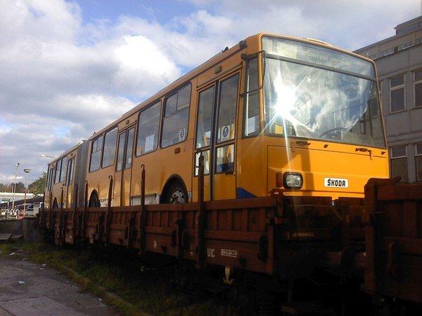 За тиждень-півтора у Тернополі з`являться ще дві чеські «гармошки» (фото), фото-3