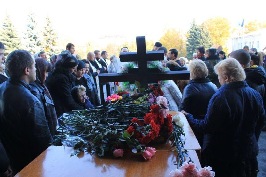 В Сумах попрощались с бойцом АТО, который погиб от пули украинского офицера, фото-5