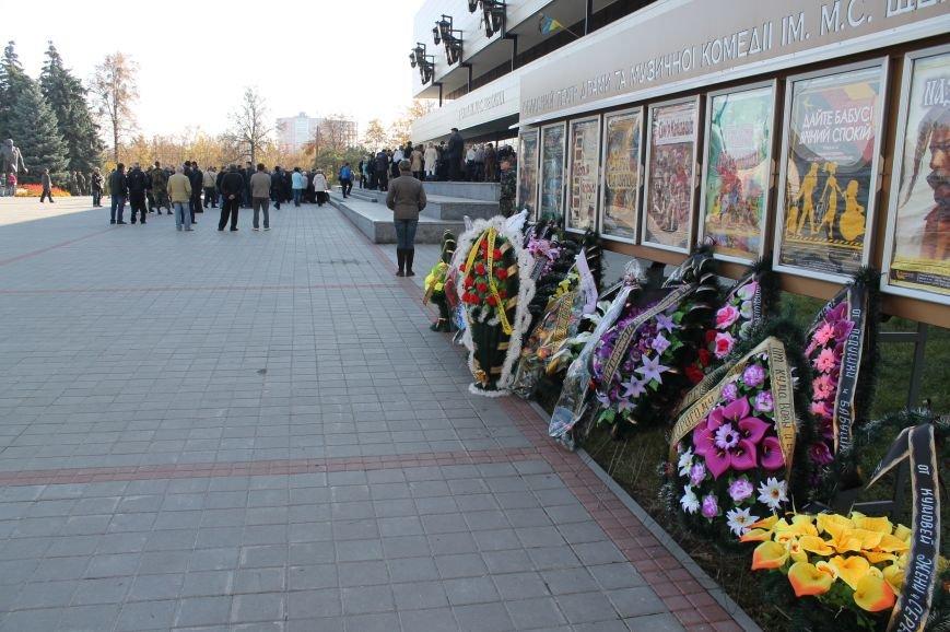 В Сумах попрощались с бойцом АТО, который погиб от пули украинского офицера, фото-1