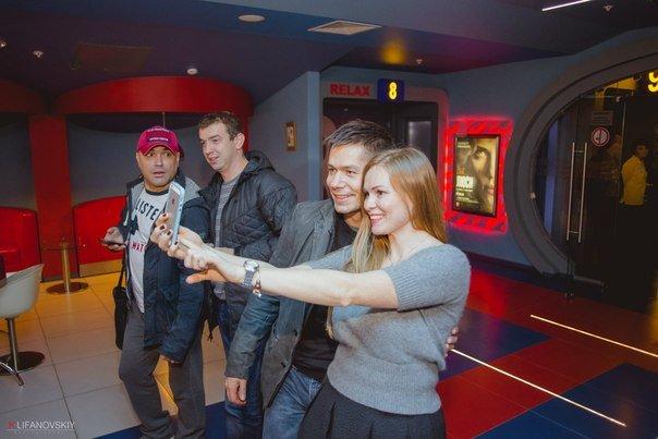 Стас Пьеха в Ульяновске сходил в кино: фото, фото-6