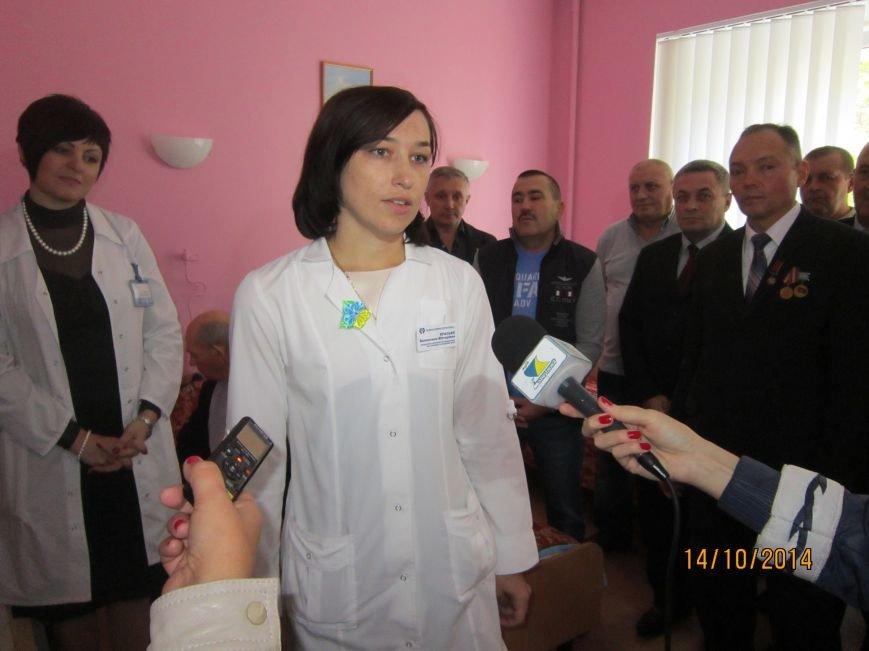 Валентина Красько_зав.госпитальным отделением