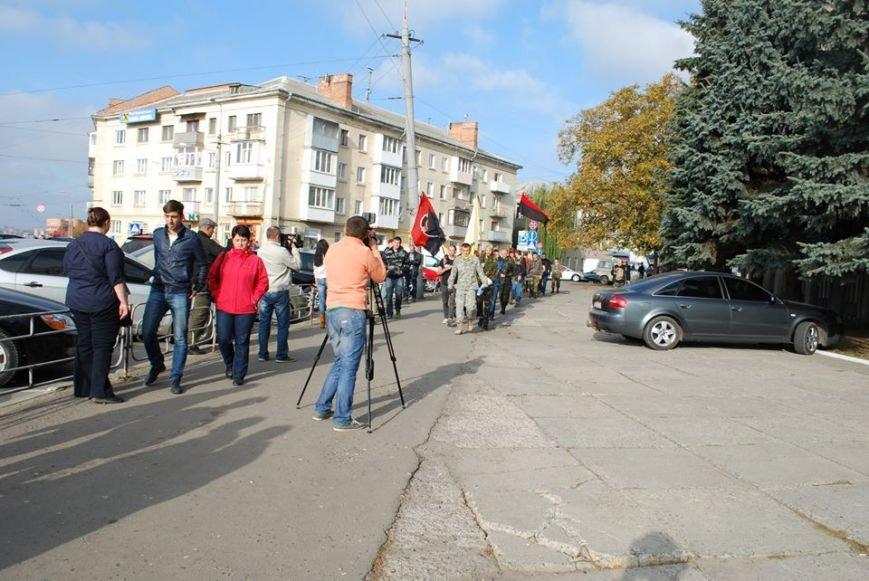 Тернополяни погрожують завтра заблокувати будівлю СБУ (фото), фото-2