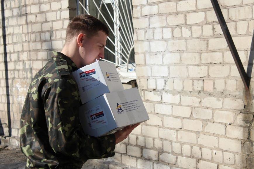 Сегодня в Днепропетровский военный госпиталь привезли необходимые лекарства, фото-1