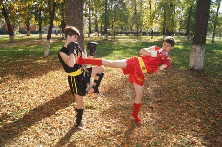 Белореченская команда бойцов ушу-саньда завоевала 10 призовых мест, фото-2