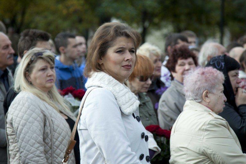 В Днепропетровске похоронили ещё 21 погибшего в зоне АТО, фото-7