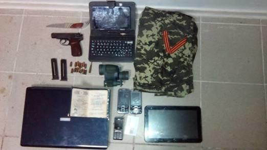 В Мариуполе задержали «Осетина» из банды «Чечена» (ФОТО), фото-2
