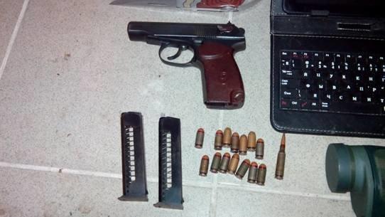 В Мариуполе задержали «Осетина» из банды «Чечена» (ФОТО), фото-1