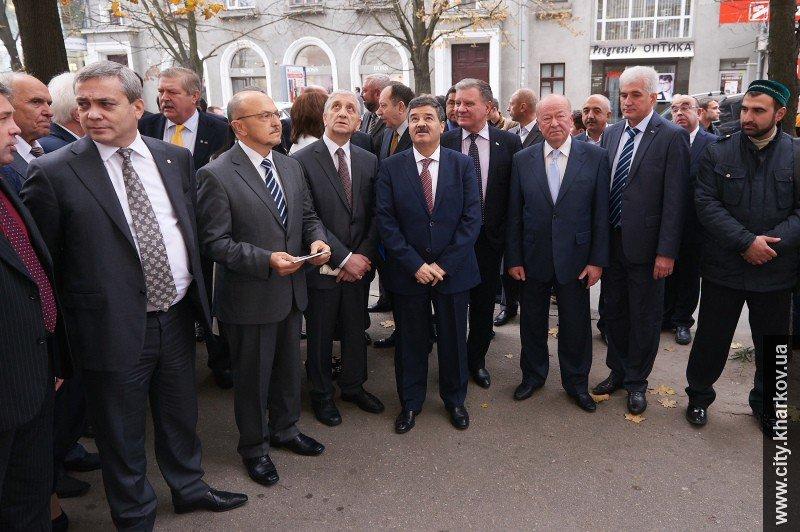 В Харькове открылось Почетное консульство Азербайджана, фото-1