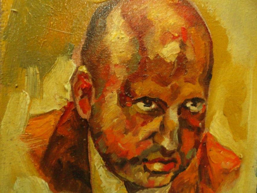 В Мариупольском центре современного искусства выставили картины, спасенные из плена ДНР (ФОТОРЕПОРТАЖ), фото-9