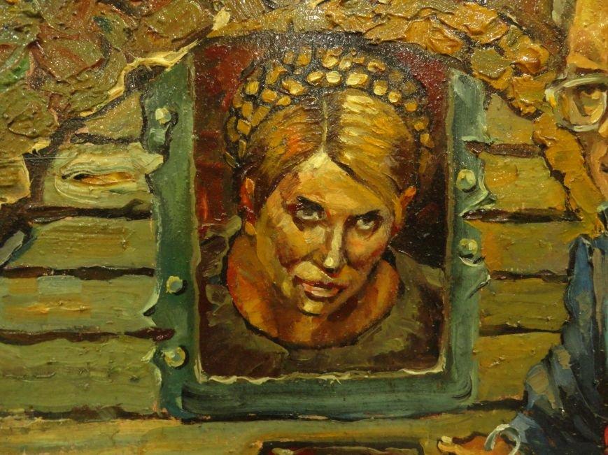 В Мариупольском центре современного искусства выставили картины, спасенные из плена ДНР (ФОТОРЕПОРТАЖ), фото-7