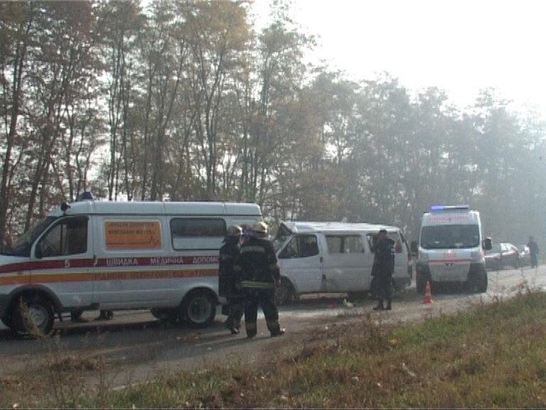 В ДТП под Черниговом пострадали четыре иностранца, фото-1
