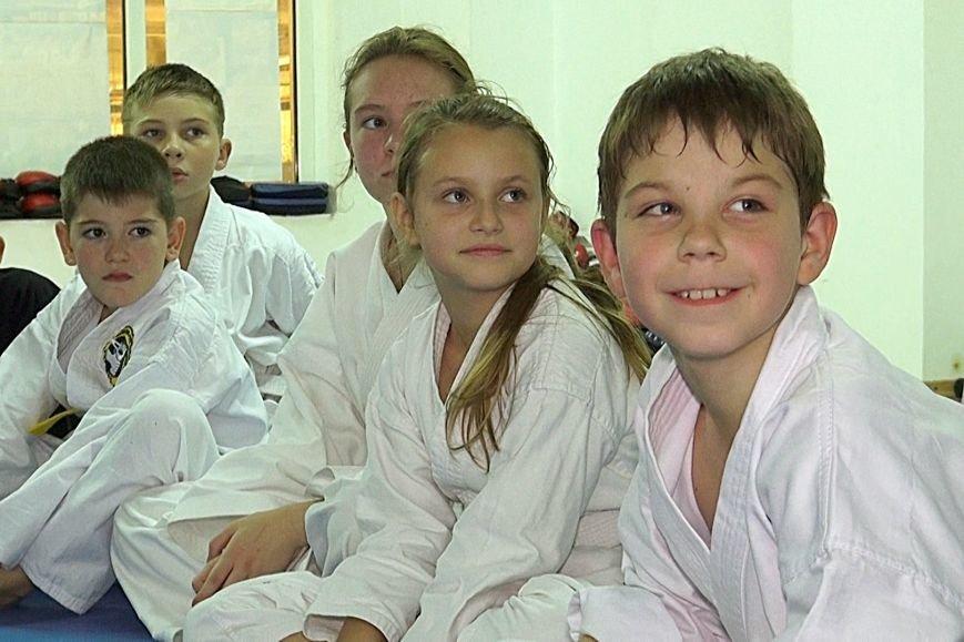 Константин Усов посетил спортивную школу «Чемпион», фото-4