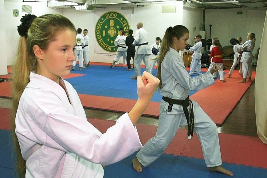 Константин Усов посетил спортивную школу «Чемпион», фото-5
