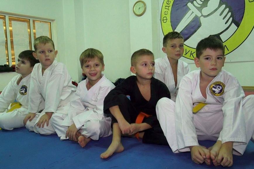 Константин Усов посетил спортивную школу «Чемпион», фото-2