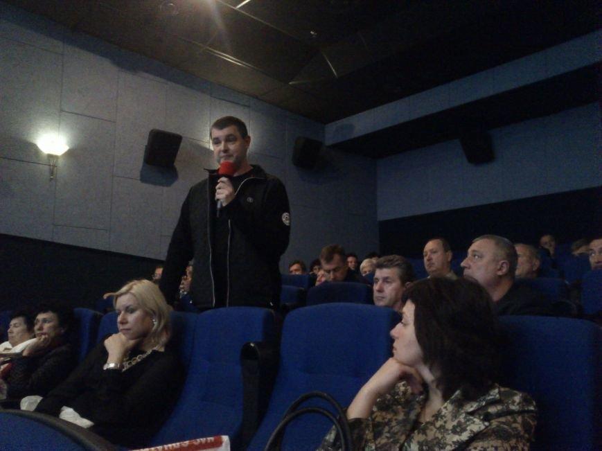 В Днепродзержинске состоялся форум «Бизнес-Власть-Будущее-2014», фото-3