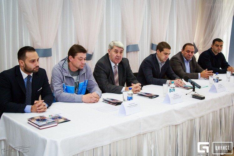Федерации хоккея Кривого Рога исполнилось два года, фото-2
