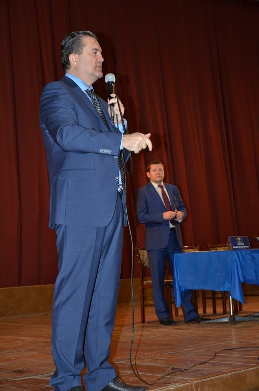 Работники Днепродзержинского «Горводоканала» встретились с Александром Дубининым, фото-3
