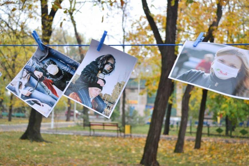 Мариупольцы обменялись фотографиями в Городском саду (ФОТО), фото-3