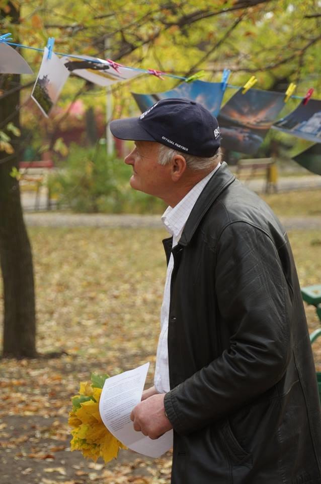 Мариупольцы обменялись фотографиями в Городском саду (ФОТО), фото-2