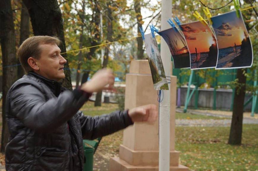 Мариупольцы на «фотосушке» обменялись фотографиями: город до и после экологических протестов (ФОТО), фото-5