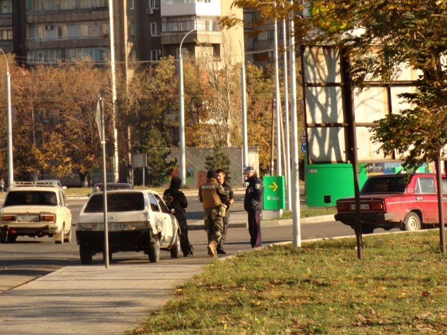 Сотрудники МВД заняли третью линию обороны Мариуполя (ФОТО+ВИДЕО), фото-3